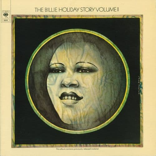 Billie Holiday<br>The Billie Holiday Story Volume II